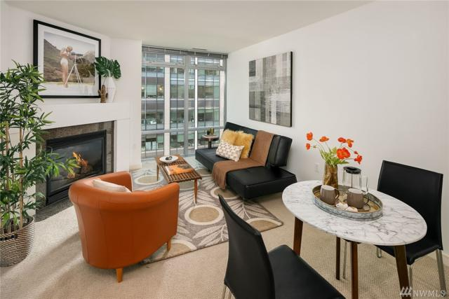 819 Virginia St #1405, Seattle, WA 98101 (#1335070) :: Brandon Nelson Partners