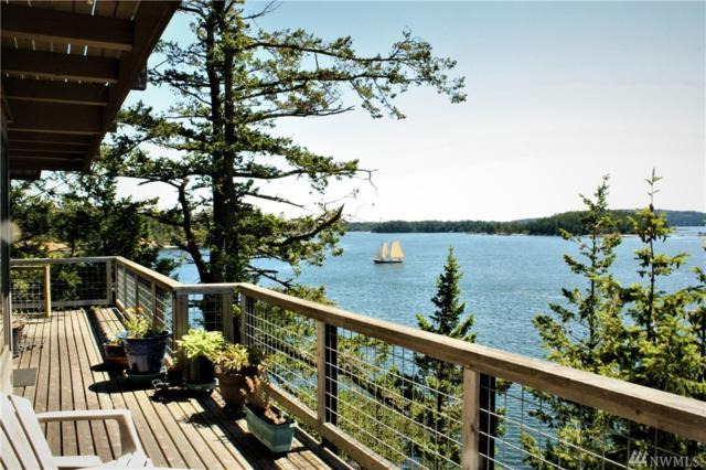 40 Steep Point Place, Orcas Island, WA 98243 (#1335112) :: Homes on the Sound