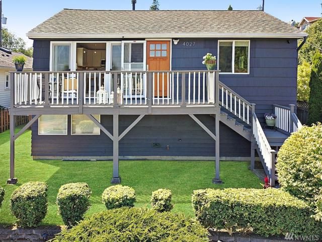 4027 38th Ave SW, Seattle, WA 98126 (#1335118) :: Brandon Nelson Partners