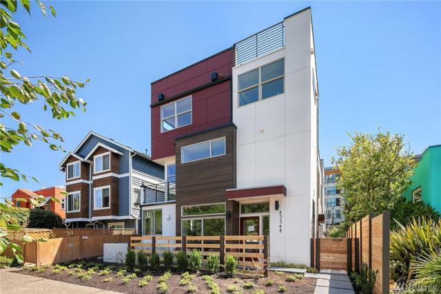 4534-A 40th Ave SW, Seattle, WA 98116 (#1335184) :: Brandon Nelson Partners