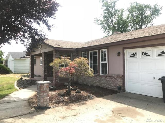 501 W 9th, Wapato, WA 98951 (#1335228) :: Homes on the Sound
