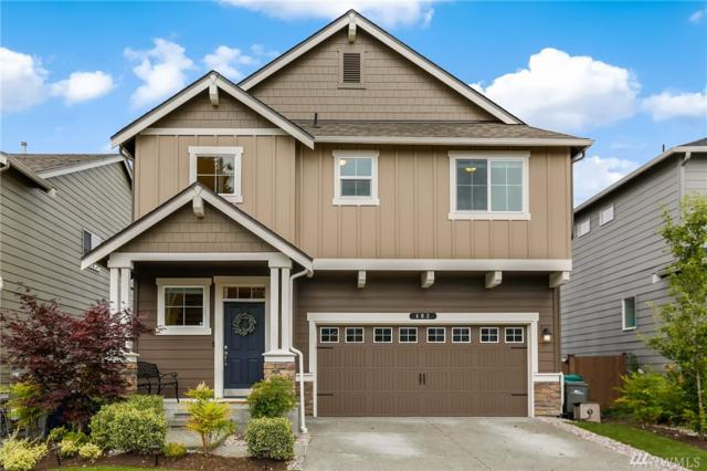 403 203rd Place SW #58, Lynnwood, WA 98036 (#1335237) :: Beach & Blvd Real Estate Group