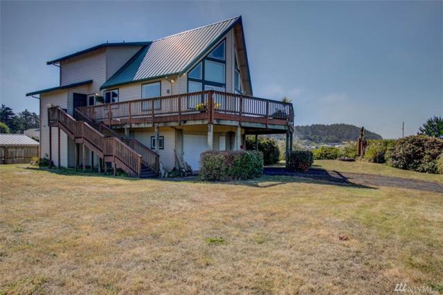 33 1st St S, Pacific Beach, WA 98571 (#1335467) :: Homes on the Sound