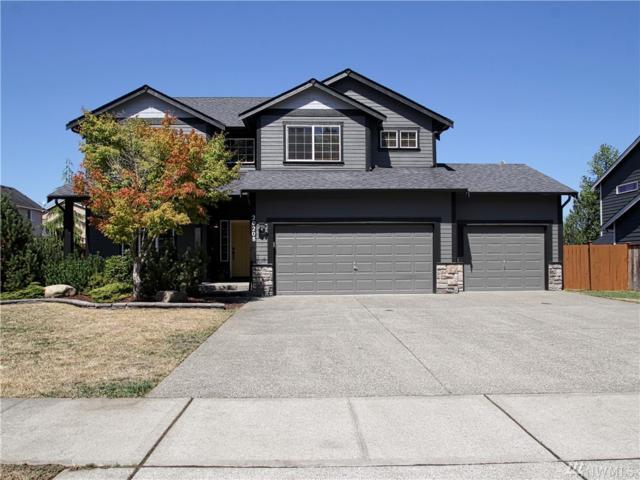 20208 E 195th Ave E, Orting, WA 98360 (#1335532) :: Homes on the Sound