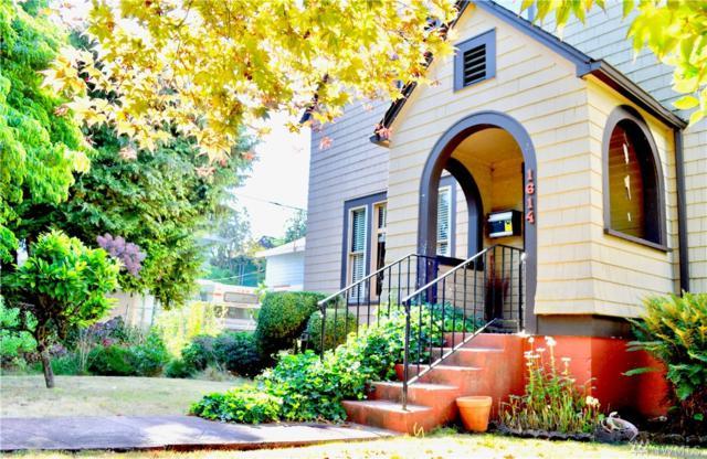 1614 S 9th St, Tacoma, WA 98405 (#1336263) :: Brandon Nelson Partners