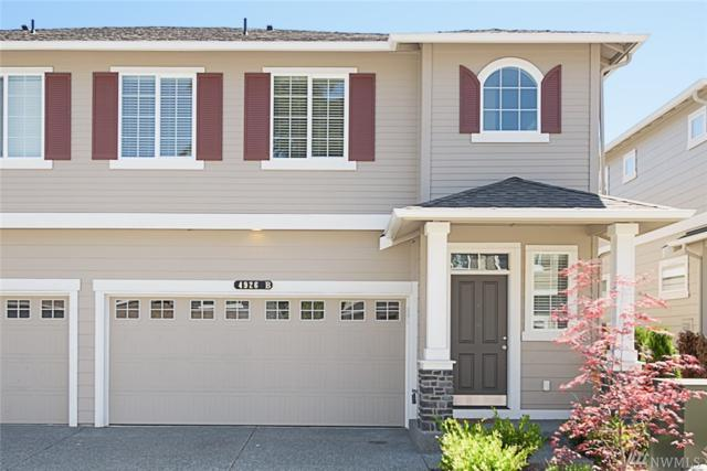 4926 130th Place SE B, Snohomish, WA 98296 (#1336344) :: Keller Williams Everett