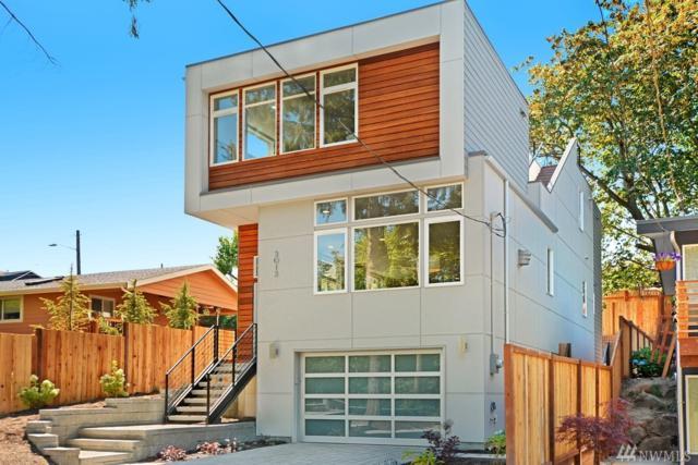 3013 Harris Place S, Seattle, WA 98144 (#1336384) :: Keller Williams - Shook Home Group