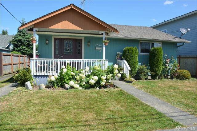 1501 Mason St, Sumner, WA 98390 (#1336392) :: Homes on the Sound