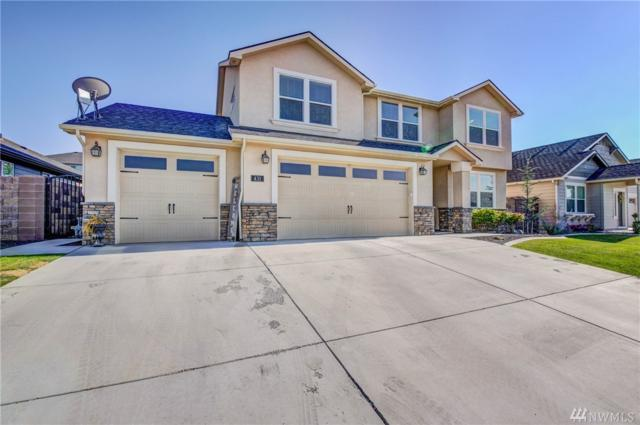 431 Wishkah Dr, Richland, WA 99352 (#1336435) :: Homes on the Sound