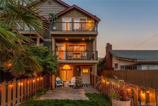 2425 55th Ave SW, Seattle, WA 98116 (#1336667) :: The DiBello Real Estate Group