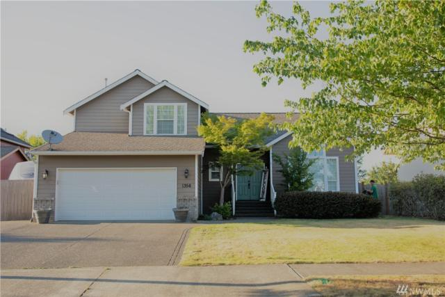 1356 Olsen Ave, Buckley, WA 98321 (#1336810) :: Homes on the Sound