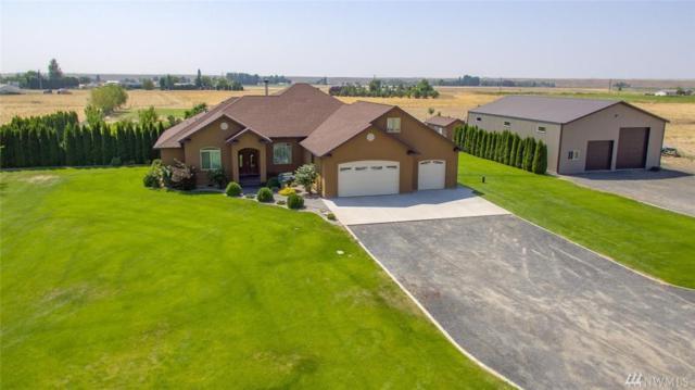4365 Road 7.2 NE, Moses Lake, WA 98837 (#1337059) :: Homes on the Sound