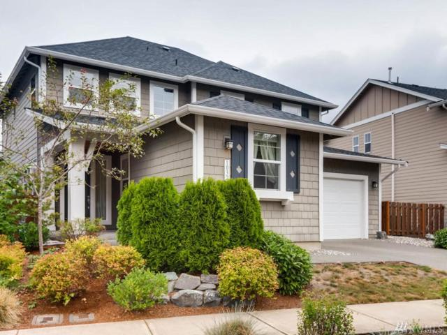 1032 SE 12Th St, North Bend, WA 98045 (#1337125) :: Homes on the Sound