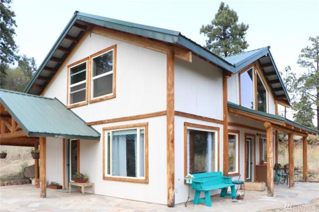 6380 Stemilt Creek Rd, Wenatchee, WA 98801 (#1337197) :: Homes on the Sound
