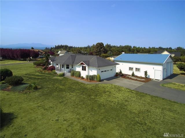 313 Laura Lane, Sequim, WA 98382 (#1337305) :: Homes on the Sound