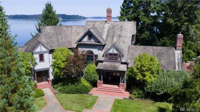 7606 Andrews Beach Rd NE, Olympia, WA 98516 (#1337404) :: Real Estate Solutions Group
