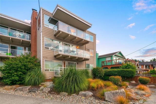 2514 57th Ave SW #201, Seattle, WA 98116 (#1337595) :: Keller Williams Everett