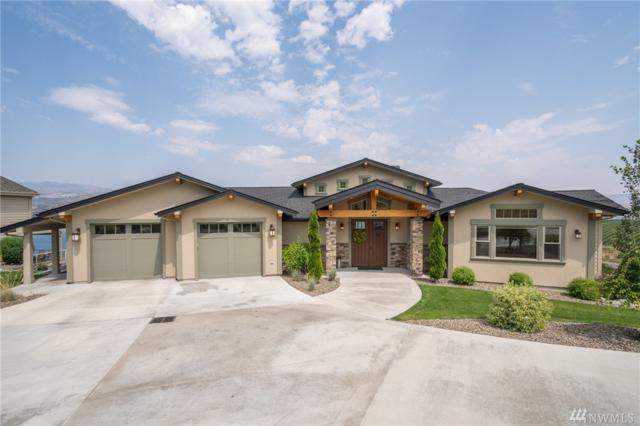145 Clos Chevalle Rd, Chelan, WA 98816 (#1337676) :: Homes on the Sound