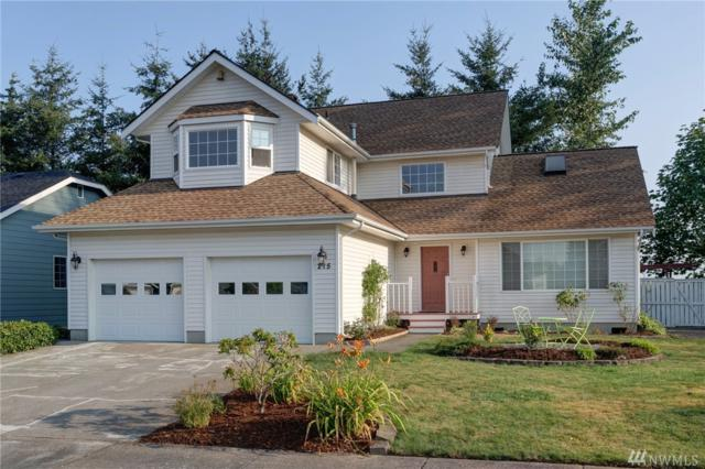215 Evergreen Wy, Everson, WA 98247 (#1337707) :: Keller Williams - Shook Home Group
