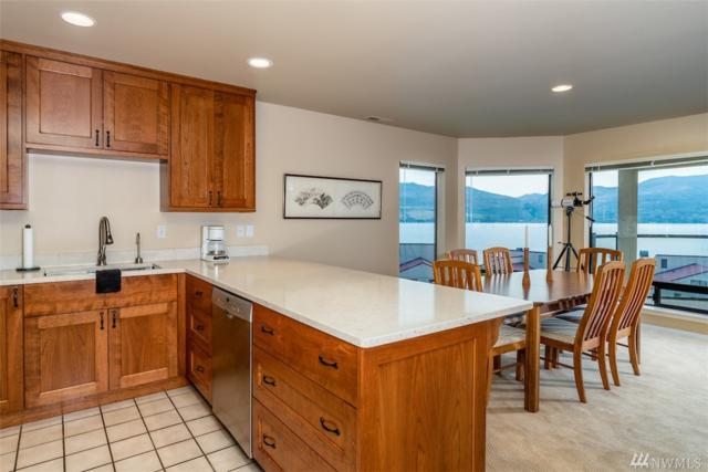 100 Lake Chelan Shores Dr 19-8, Chelan, WA 98816 (#1337726) :: Keller Williams Western Realty