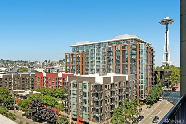 2801 1st Ave #817, Seattle, WA 98121 (#1337972) :: The Vija Group - Keller Williams Realty
