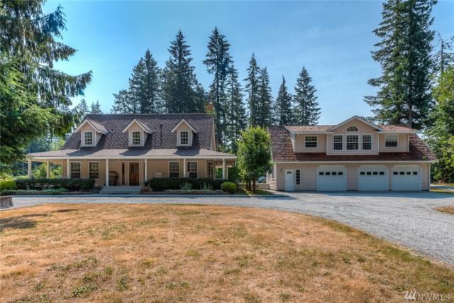 25301 133rd Ave NE, Arlington, WA 98223 (#1338022) :: Homes on the Sound