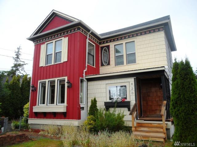 420 W 6th St, Aberdeen, WA 98520 (#1338026) :: Keller Williams - Shook Home Group
