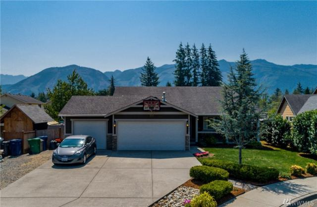 508 Stickney Mountain Place, Gold Bar, WA 98251 (#1338145) :: Homes on the Sound