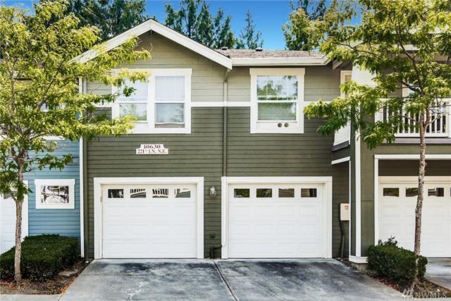 10630 221st Lane NE #201, Redmond, WA 98053 (#1338213) :: The DiBello Real Estate Group