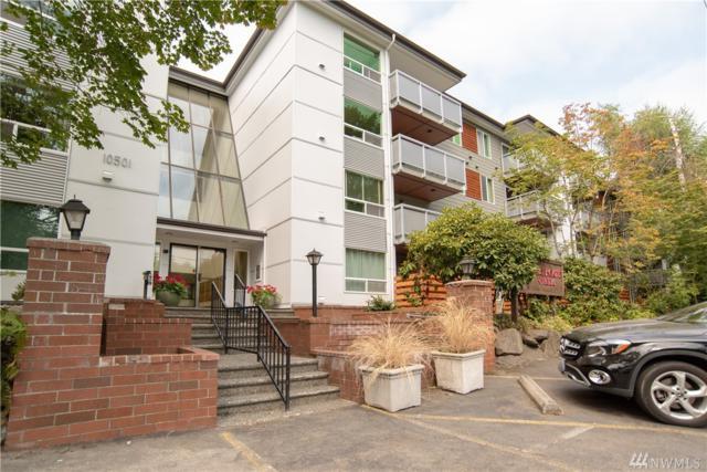 10501 8th Ave NE #316, Seattle, WA 98125 (#1338339) :: Keller Williams - Shook Home Group