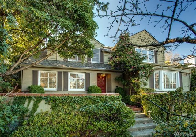 1215 Mcgilvra Blvd E, Seattle, WA 98112 (#1338406) :: Real Estate Solutions Group