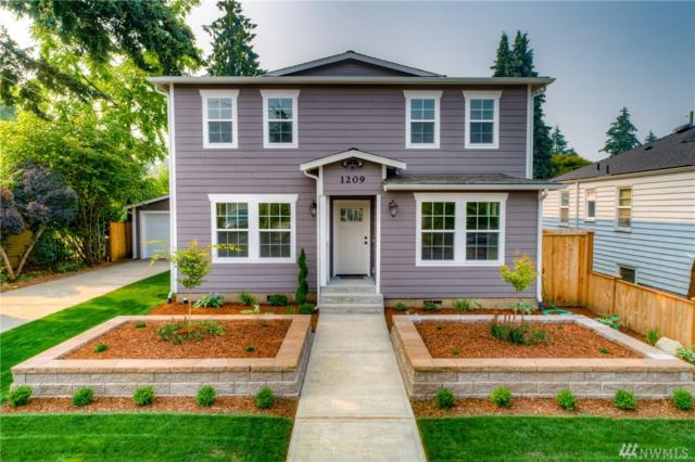 1209 NE 92 St, Seattle, WA 98115 (#1338937) :: Keller Williams - Shook Home Group