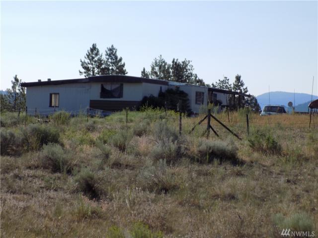 8 Bench Creek Rd, Tonasket, WA 98855 (#1339210) :: Homes on the Sound