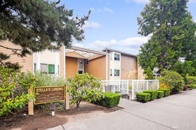 402 3rd Ave S B101, Edmonds, WA 98020 (#1339285) :: Canterwood Real Estate Team
