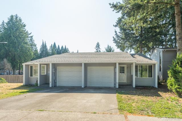 2821 K St SE, Auburn, WA 98002 (#1339508) :: Real Estate Solutions Group