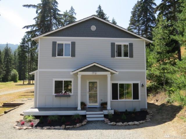 160 Rocky Mountain Wy, Cle Elum, WA 98922 (#1339660) :: Homes on the Sound