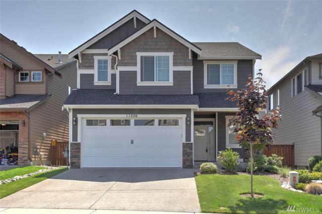 11526 175th St E, Puyallup, WA 98374 (#1339760) :: Beach & Blvd Real Estate Group