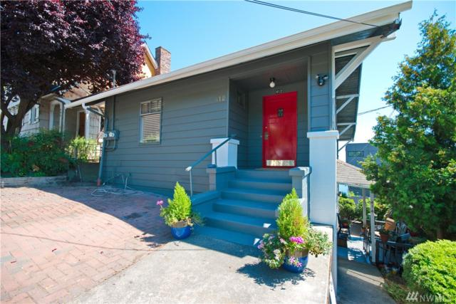 412 35th Avenue S, Seattle, WA 98144 (#1339943) :: Kwasi Bowie and Associates