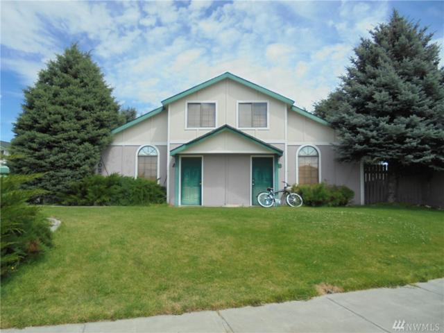 1015 S Juniper, Moses Lake, WA 98837 (#1340027) :: Keller Williams - Shook Home Group