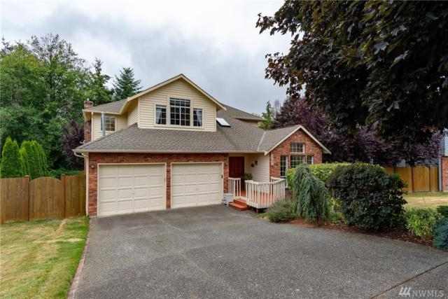 3707 219th St SW, Brier, WA 98036 (#1340203) :: The Torset Team