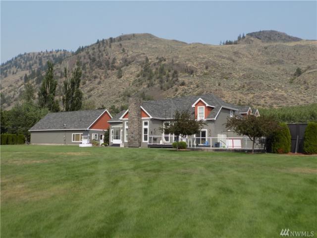 10 Nicholson Rd, Tonasket, WA 98855 (MLS #1340362) :: Nick McLean Real Estate Group