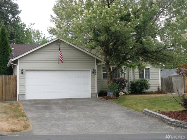 808 Marion St, Centralia, WA 98531 (#1340593) :: Homes on the Sound