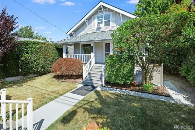 8726 16th Ave NW, Seattle, WA 98117 (#1340694) :: Beach & Blvd Real Estate Group