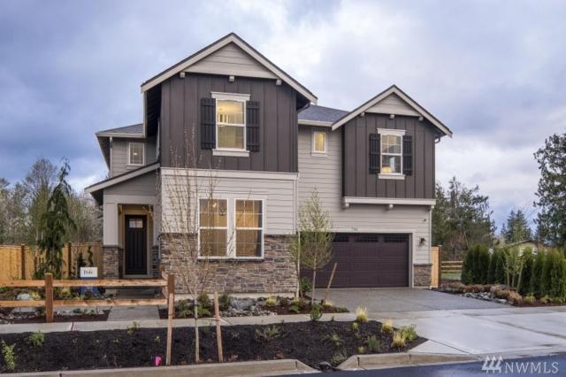 393 Vaughan  (Lot 40) Blvd NE, North Bend, WA 98045 (#1340800) :: The DiBello Real Estate Group