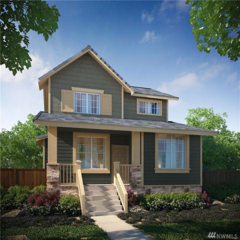 296 Galena(Lot41) Place NE, North Bend, WA 98045 (#1340869) :: The DiBello Real Estate Group