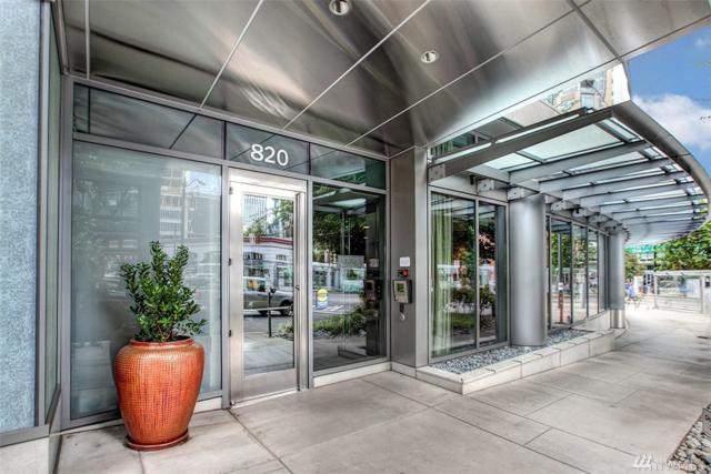820 Blanchard St #1104, Seattle, WA 98121 (#1341139) :: Homes on the Sound