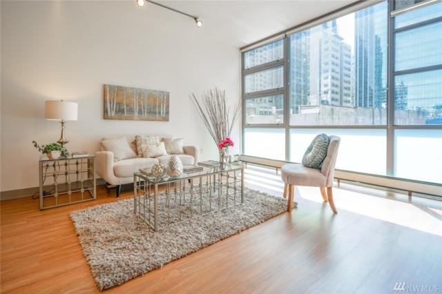 2015 Terry Ave #410, Seattle, WA 98121 (#1341197) :: Brandon Nelson Partners