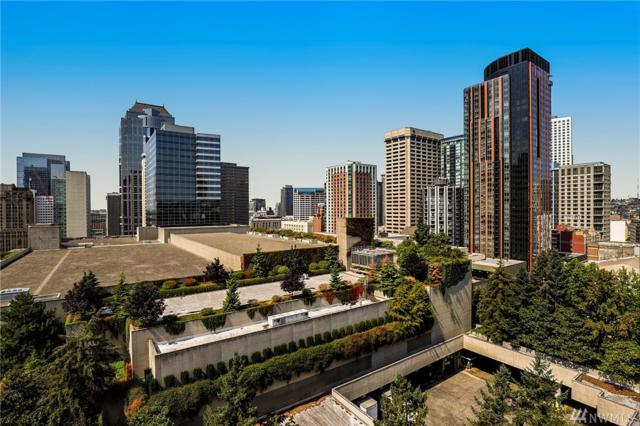 1400 Hubbell Place #703, Seattle, WA 98101 (#1341223) :: Brandon Nelson Partners