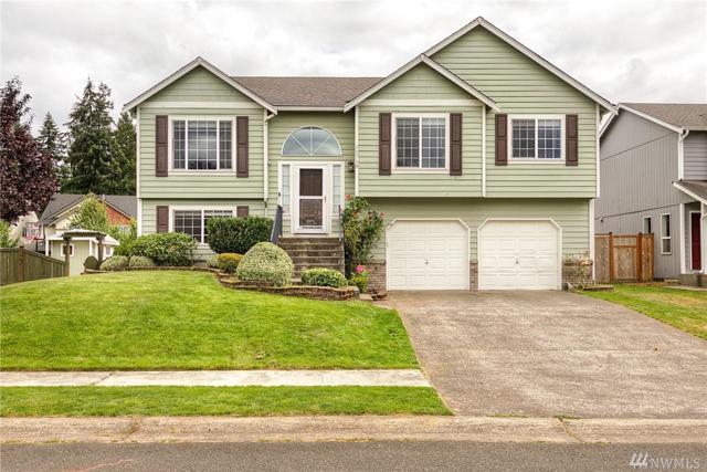 11718 172nd St E, Puyallup, WA 98374 (#1341324) :: Beach & Blvd Real Estate Group