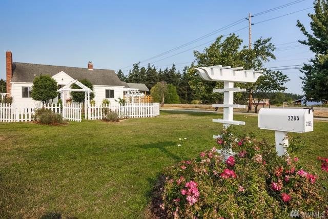 2285 Zylstra Rd, Oak Harbor, WA 98277 (#1341433) :: Homes on the Sound